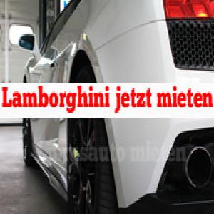 lamborghini-miete